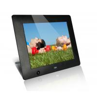 China 8 Inch Acrylic Portable Digital Picture Frame With Clock And Calendar 800*600 wholesale