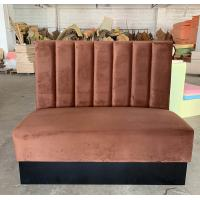 China Commercial booth seating modern restaurant furniture high quality wholesale