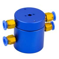 Buy cheap 4 Channels Electrical Pneumatic Rotary Union Joint Combined For Automation Equipment from wholesalers