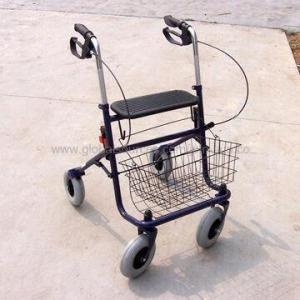 China Walking cart/rolling walker, product through TUV on sale