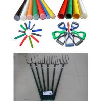 China pultruded frp handles for garden fork,fiber glass handles for fork wholesale