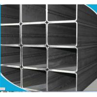 China Hot rolled Welded Astm A53 Steel Pipe rectangular steel tube 15x15 - 600x600 mm wholesale