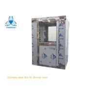 China One Person Stainless Steel Air Shower For Food Factory wholesale
