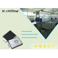 China Mono 18V Solar Panel Integrated Solar Street Light With Lithium Battery wholesale