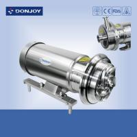 Quality BS - 12, stainless steel 316L Sanitary open impeller centrifugal pump for for sale