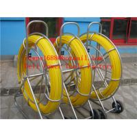 China Reel duct rodder  Conduit duct rod  Cobra Conduit Duct Rods wholesale