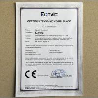 Shenzhen Easy Top Connect Technology Co., Ltd. Certifications