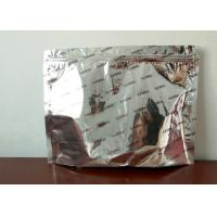 China Self Standing Aluminium Foil Zip Lock Bag Thickness 0.09MM Max 9 Color Available on sale