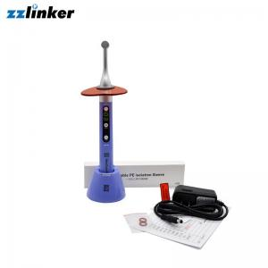 China 1 Second Curing LED 2500mW/Cm2 Dental Light Cure Unit wholesale