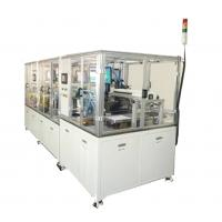 Buy cheap Auto Electronics Assembly Line , Switch Assembly Machine with1000-1200 / Hour from wholesalers
