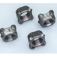 China DIN928 High quality stock square weld nut, stainless steel weld nut Four Angle Welding M4 M5 M6 M7 M8 A2-80 A4-80 on sale