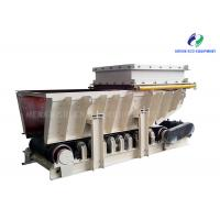 China Large Capacity Feeder Belt Conveyor / Mining Feeder ZQ Type Compact Structure wholesale