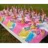China Princess Snow white Cinderella Kids Birthday Party Decoration Set Party Supplies Baby Birthday Pack event party supplies wholesale
