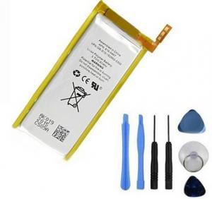 China iPod nano 5th Generation Battery wholesale