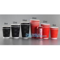 China double wall paper coffee cup_ custom printed disposable coffee paper cup with lids,Disposable Paper Coffee Cup Custom Pa wholesale