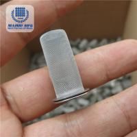 China 0.025-1.8 mm silver-gray stainless steel filter tube wholesale