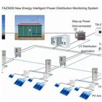 Buy cheap TAZ3000 Energy Intelligent Power Distribution And Monitoring System / Micro Grid System from wholesalers