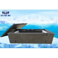 China Turnover Cooler Box Cold Chain Packaging For Food Storage Logistics Cold Chain Box wholesale