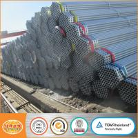 China BS1139 & EN39 48.3mm galvanized scaffolding tube/steel scaffolding pipe weights on sale