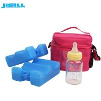 Buy cheap Non Woven Insulated Freezable Cooler picnic waves sheet Ice cream Lunch milk from wholesalers