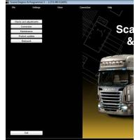 Buy cheap For Scania VCI2 Heavy Duty Truck Diagnostic Scanner Full Set + E6420 from wholesalers