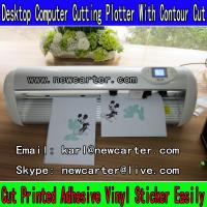 China Desktop Cutting Plotter With Contour Cutting Creation Vinyl Cutter 630 Vinyl Sign Cutter wholesale