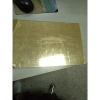 China china wholesale decorative material gold mirror acrylic plastic sheet on sale