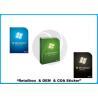 China microsoft Windows 7 Pro Retail Box windows 7 professional sp1 64 bit COA DELL OEM Product Key wholesale