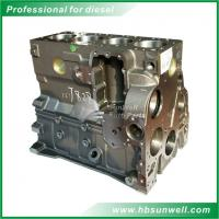 China Dongfeng cummins 4BT3.9 engine spare parts C3903920 C4991816 stainless steel Cylinder Block on sale