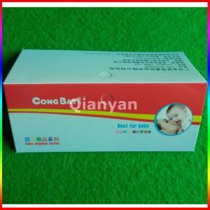 China Custom Made Paper Card Printing paper card header wholesale