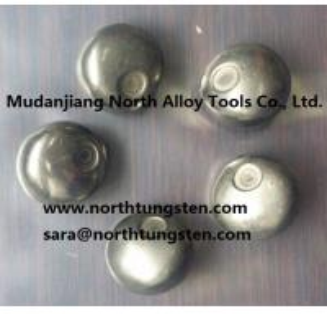China Tungsten alloy fish shape sinker wholesale