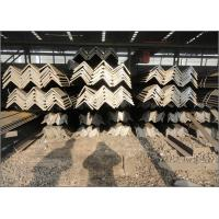 China Hot Rolled Mild Steel Angle Bar JIS SS400 with 6m / 9m / 12m Length 90 Degree Angle wholesale