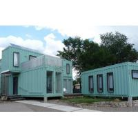 Quality Stackable Luxury Home Container House Prefab Cement Fiber Board Floor for sale