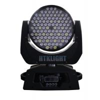 China 108x3W LED Wash Moving Head RGBW Stage Light 12 DMX Channels , 8 Onboard Programs wholesale