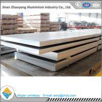 China 6061 T6 temper size 20mmX1220mmX2440mm aluminium alloy sheet wholesale