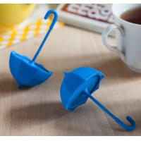 China New arrival Black blue red purple silicone tea infuser coffee mix sets wholesale