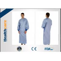 China Customized Disposable Surgical Gowns PP/SMS/SMMS Colorful Uniform With CE/ISO/FDA wholesale