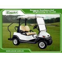 Buy cheap Powerful Electric Golf Club Car 2 Seater With ADC Motor 48V 3KW from wholesalers