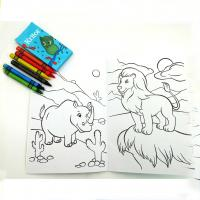 China Educational Fancy Drawing Pictures For Kids To Print Paper Color Painting Pencil Found wholesale