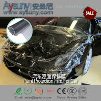 China Car body protective film roll Car paint protection film material in roll wholesale