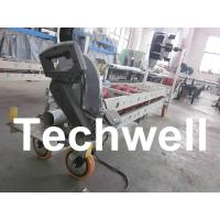 China Custom Portable Downspout Machine for Rainwater Downpipe, Water Pipe wholesale