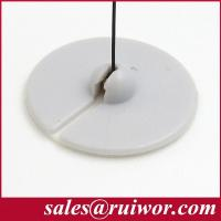 RUIWOR RW0002 Adhesive ABS Plate work with Anti Theft Pull Box / Retractable Security Tether / Anti lost Cable Recoiler