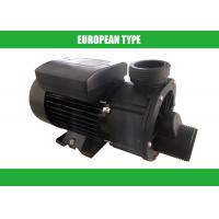 China High Powert Electric Motor Water Pump For Swimming Pool , Long Operating Life wholesale