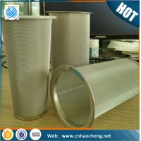 China Food Grade Cold Brew Coffee Filter Tube wholesale