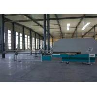 China Gas Filling Glass Edge Grinding Machine 0.65 MPa For Insulating Glass Production wholesale