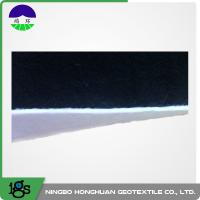 FNG10 Non Woven Geotextile Drainage Fabric Flexible For Power Plant PET 100GSM Manufactures