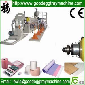 China Top quality PE Foam Fruit Net Making Machine wholesale