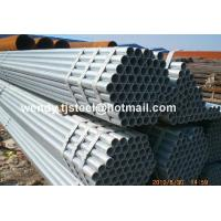 China Tianjin High Quality Factory Directly hot dip galvanized steel pipe dn700 steel pipe wholesale