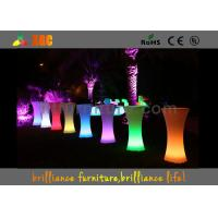 Cocktail table , LED Lighting equipment For Outdoor / Indoor use Manufactures