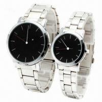 China Metal Gift Watches with Made of Alloy Metal Case and Strap Material, New Design on 2013 wholesale